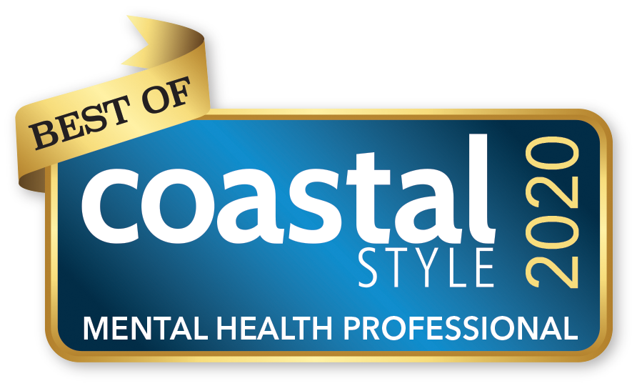 Voted Coastal Style's Best Mental Health Professional!